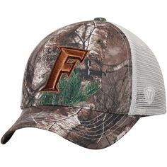 premium selection db89b 51efd Florida Gators Top of the World NCAA Top Yonder Trucker Adjustable Hat -  Camo  FloridaGators