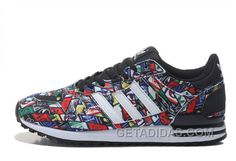 separation shoes 2112f e0ccf Adidas Zx700 Women Scrawl Discount, Price   76.00 - Adidas Shoes,Adidas  Nmd,Superstar,Originals. Los OriginalesZapatillasAdidas ...