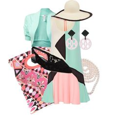 """Light spring"" by ivanyi-krisztina on Polyvore"