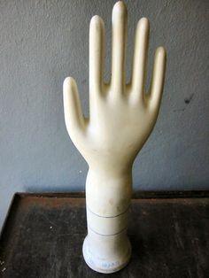antique wooden glove forms | Hands | Pinterest