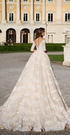 Milla Nova Bridal 2017 Wedding Dresses angelina3 / http://www.deerpearlflowers.com/milla-nova-2017-wedding-dresses/7/