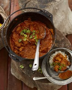 JanBraai Pork Neck Curry