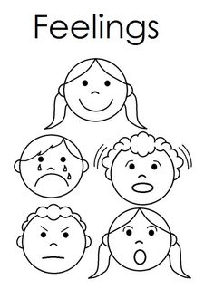 Feelings Worksheet Free Worksheets Library | Download and Print ...