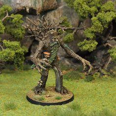 WE13 – Treant – Otherworld Miniatures Wilderness, Sculpting, Lion Sculpture, It Cast, Miniatures, Fantasy, Statue, Adventure, Figs