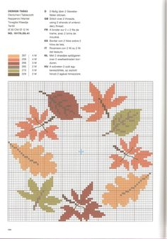 Fall Cross Stitch, Cross Stitch Kitchen, Cross Stitching, Cross Stitch Embroidery, Embroidery Patterns, Cross Stitch Designs, Cross Stitch Patterns, Loom Patterns, Crocodile Stitch