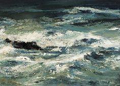 Victorian Pictures, Edinburgh, Art Gallery, March, British, Waves, London, Outdoor, Image