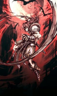 Castlevania Fan Art (use Spoiler Tags for the pics) Video Game Characters, Anime Characters, Dark Fantasy, Fantasy Art, Castlevania Netflix, Castlevania Lord Of Shadow, Manga Anime, Anime Boys, Samurai
