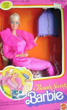 Barbie segreti di bellezza