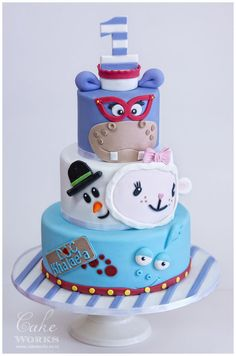 Kids - Cake Works New Zealand The Icing on your special day!