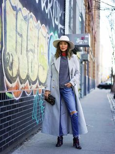 10 Outfits Fashion Girls Are Obsessed With via @WhoWhatWear