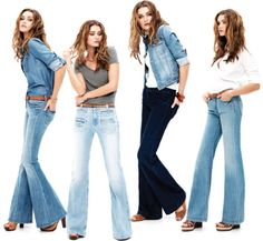Back in Time: Bell Bottoms...I was waiting on the 3rd resurgence.