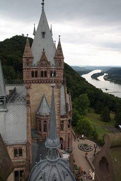 Drachenburg Castle, Konigswinter, Germany