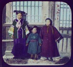 Photo: Chinese children 1,China,1895,William Henry Jackson,Photographer