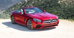 With a new look, more power and more technology, can the 2016 Mercedes-Benz SL still cement itself as the world's best grand tourer? 2016 Cars, Cement, New Look, Mercedes Benz, Bmw, Technology, Vehicles, Autos, Tech