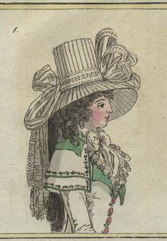 Journal des Luxus, August 1788