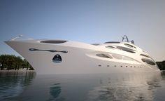 Zaha Hadid designs superyacht for Blohm + Voss | Architecture | Wallpaper* Magazine