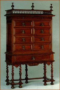 armoire louis xiii furniture chairs armchairs. Black Bedroom Furniture Sets. Home Design Ideas