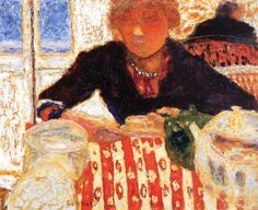 The Snack / Pierre Bonnard - 1931