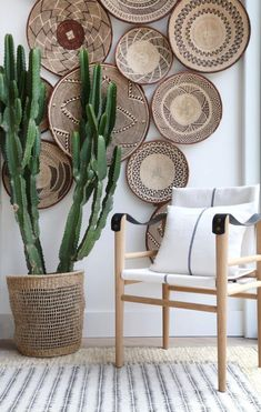 boho home accessories Tonga Wicker Wall baskets Binga African Tribal Baskets Home Decor Ideas, Home Decor Inspiration, Baskets On Wall, Wicker Baskets, Picnic Baskets, Home And Deco, Geometric Designs, Geometric Shapes, Bohemian Decor
