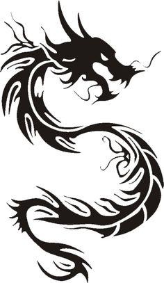 Dragon tattoo by Starless-Night on deviantART