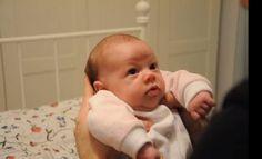 Increíble: Cómo dormir a tu bebé en apenas segundos o método 'OOMPA LOOMPA'