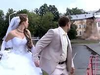 Casa colapsa en plena boda
