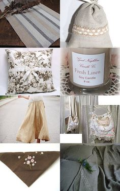 Fresh Linen by Catherine Lane on Etsy--Pinned with TreasuryPin.com