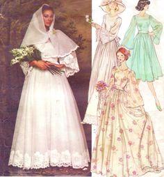 1970s Nina Ricci Vogue Paris Original Sewing by CloesCloset, $40.00