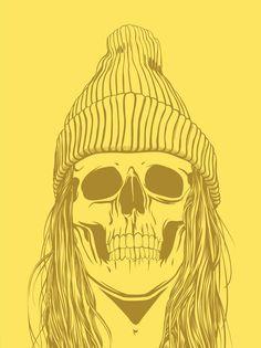 Gerrel Saunders   - Skull Girls by Gerrel Saunders  <3 <3