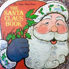The Santa Claus Book by Lonestarblondie on Etsy