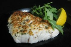 Simple Parmesan and Basil Barramundi - Recipes - Whole Foods Market Cooking . looks yummy, sounds simple and might be worth a try tonite Salmon Recipes, Fish Recipes, Seafood Recipes, Whole Food Recipes, Dinner Recipes, Seafood Meals, Cooking Recipes, Dinner Ideas, Barramundi Fish Recipe