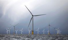 Companies say offshore wind will generate electricity as cheaply as fossil fuels within a decade if properly supported