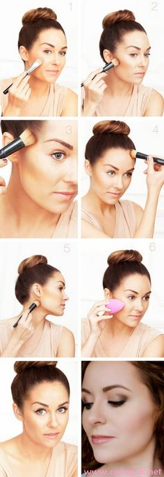 Cream Contour Tutorial & Cream Contour For Pale Skin.. http://wp.me/p1Kqj4-1dT ..Contouring is one of the best kept secrets, that is out of the box now .. #ContourTutorialMakeup #NoseContourTutorial #FaceContourTutorial