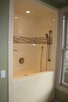dog shower!                                                                                                                                                                                 More