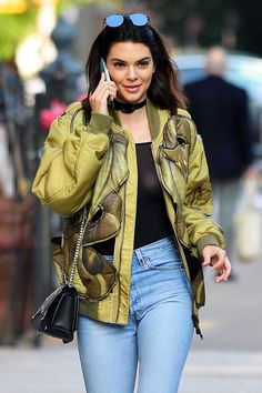 June 21, 2016 - Out and about in New York City. - Kendall & Kylie