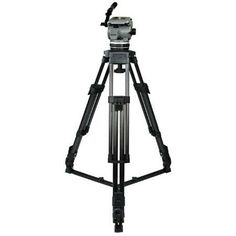 Cartoni D609 Delta Carbon Fiber Tripod System with D600 Delta Head H603 1-Stage Heavy-Duty Tripod and On-Ground Spreader Supports 48 lbs Maximum Height 64 Review Buy Now