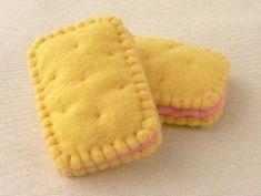 Felt biscuits.