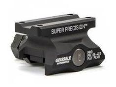 Geissele Super Precision Trijicon MRO Sight Mount Picatinny-Style 7075-T6…