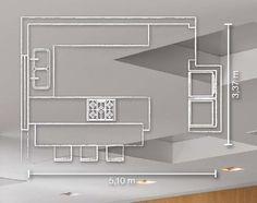 Oito cozinhas organizadas, bonitas e com ótima solução de espaço - Casa.com.br