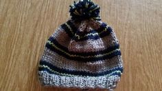 Infant Knitted Hat