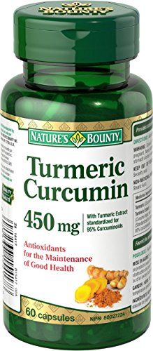 Nature's Bounty Turmeric Curcumin 450mg 60 count | Your #1 Source for Health & Personal Care Products