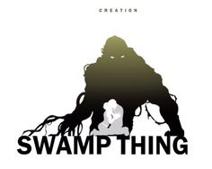 Swamp Thing - Creation by Steve Garcia - Visit to grab an amazing super hero shirt now on sale!