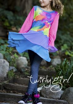 At TwirlyGirl it's all about comfort and fashion for girl.