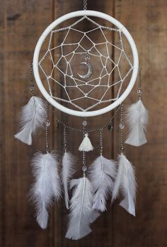 Moon Dreamcatcher Vinka Diseños
