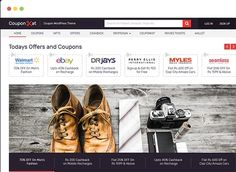 Black Friday Offer, Website Template, Cool Themes, Coupon Websites, Wordpress Theme, Coupons, Templates, Web Design, Business