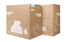 Business in a Box - register packaging by Square    Art Directors: Saphierrina Moellias and Eric Manago  Designer: Saphierrina Moellias  Illustrator: Celeste Prevost  Production Design: Vadim Litvak and Robin Snicer  Writer: KC Simon