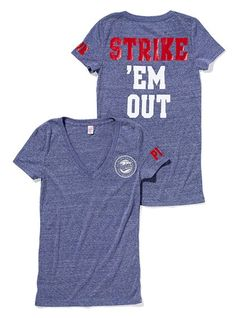 love this baseball shirt!