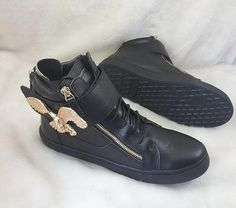 Fashion High Top men shoes