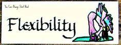 Angel Card - Flexibility