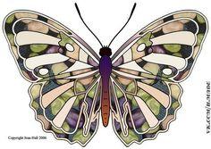 МАСТЕР КЛАСС: Бабочки для творчества
